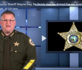 "Sheriff Wayne Ivey: ""Its Time To Fight Back!"""