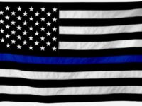 High-quality Blue Line Flags are available on Warrior 12's website.