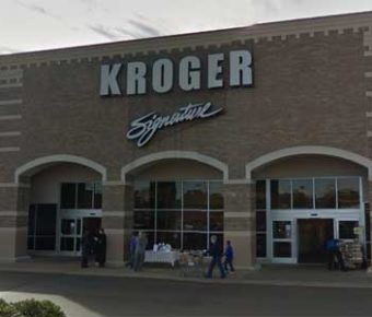 An Alexandria Kroger employee refused service to a police officer.