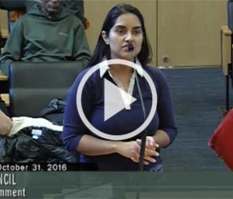 Zarna Joshi, Of Hugh Mungus Fame, Goes Full Crazy At Seattle City Council Meeting