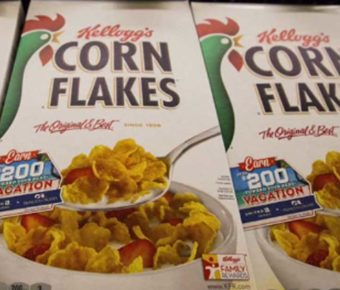 Profits from Kellogg's are going to a foundation which is paying Black Lives Matter.