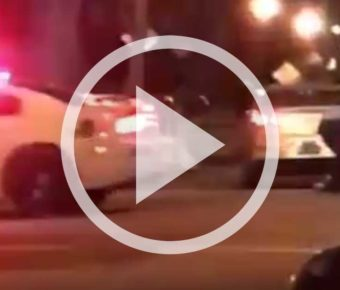 Video of the Metropolitan Police Department shooting.