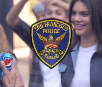 San Francisco PD Is investigating Pepsi's use of their patch in their infamous ad starring Kendall Jenner.