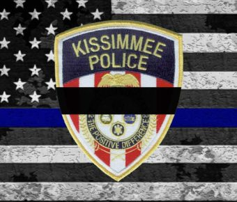 A Kissimmee police officer was killed, five others police officers were shot, and one was stabbed Friday night.