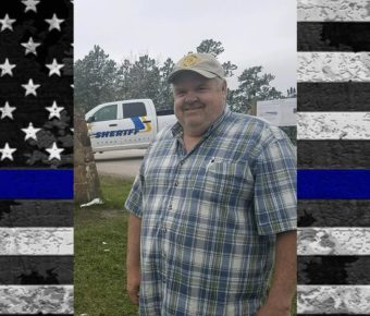 Stone County Sergeant Mark Long EOW 08/28/2017.