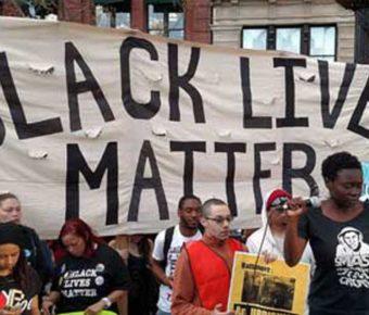 Black Lives Matter attacks Christmas.