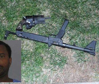 Cincinnati Officer Kenneth Grubbs was shot by felon Damion McRae.