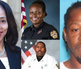 State Attorney Aramis Ayala (left) is refusing to seek the death penalty for Markeith Loyd (right.)