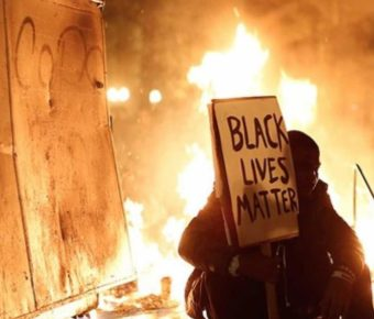 Black Lives Matter is receiving a peace prize.