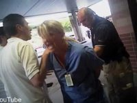 Nurse Alex Wubbels released video of her dramatic arrest in a Salt Lake hospital after she refused to give police blood work.